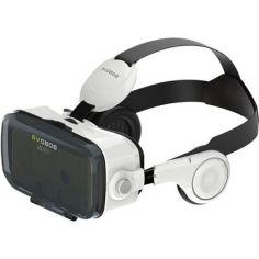 Акция на Очки виртуальной реальности со встроенными наушниками Bobo VR Z4 Virtual Reality Glasses от Allo UA