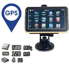 Акция на Автомобильный навигатор GPS 911BT 5 + 8GB от Allo UA