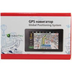 Акция на Автомобильный навигатор GPS 6009 ddr2-128mb / 4gb / HD / емкостный экран от Allo UA