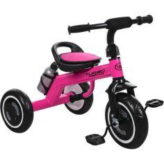 Акция на Детский велосипед Гномик трехколесный Turbotrike (розовый) арт. 3648M1 от Allo UA