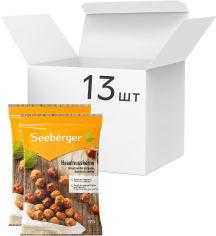 Акция на Упаковка ядер фундука Seeberger Экстра 125 г х 13 шт (4008258100844) от Rozetka