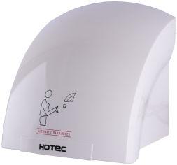 Акция на Сушилка для рук HOTEC 11.302-ABS-White от Rozetka