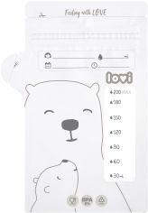 Акция на Пакеты для хранения молока Lovi Buddy Bear 25 шт (12/208) от Rozetka