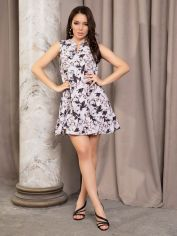 Акция на Платье ISSA PLUS 12681 M Серое (issa2002480601003) от Rozetka