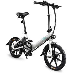Акция на Электровелосипед FIIDO D3s White от Allo UA