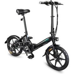 Акция на Электровелосипед FIIDO D3s Black от Allo UA