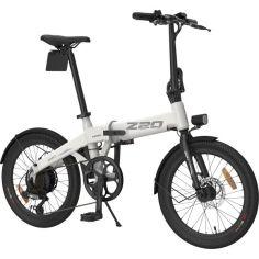 Акция на Электровелосипед HIMO Z20 White от Allo UA