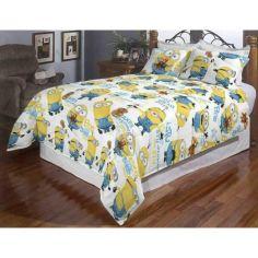 Акция на Детская постель Миньон. Полуторный Комплект детского постельного белья. Ткань Бязь, Коттон от Allo UA