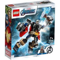 Акция на LEGO Super Heroes Робоброня Тора 76169 от Allo UA