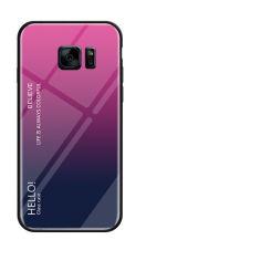 Акция на Чехол Samsung Galaxy S7 Gradient Hello от Allo UA