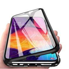 Акция на Magnetic case Full Glass 360 (магнитный чехол) для Samsung Galaxy A10s от Allo UA