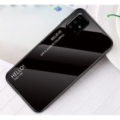 Акция на Чехол Samsung Galaxy M31s Gradient Hello от Allo UA