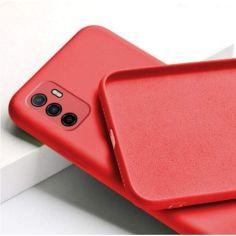 Акция на Силиконовый чехол Liquid Silicone Case Oppo A53 от Allo UA