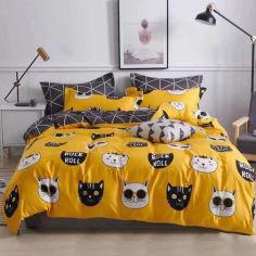 Акция на Комплект постельного белья MirSon Бязь Premium 17-0500 Twinkling 110х140 (2200003506372) от Rozetka
