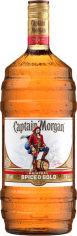 Акция на Ромовый напиток Captain Morgan Spiced Gold 1.5 л 35% (5000281035338) от Rozetka