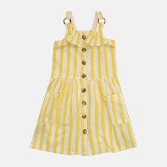 Акция на Сарафан Coccodrillo Kiss Bee WC1128301KIS-004 146 см Желтый (5904705520731) от Rozetka