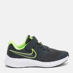 Акция на Кроссовки детские Nike Star Runner 2 (Psv) AT1801-004 29.5 (12C) 18 см Черные (193146215565) от Rozetka