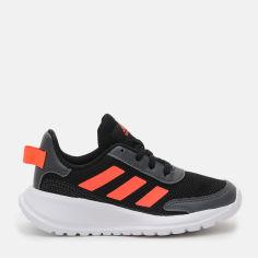Акция на Кроссовки детские Adidas Tensor EG4124 34 (2) 20.8 см Cblack/Solred/Gresix (4062052505472) от Rozetka