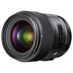 Акция на Объектив  Sigma AF 35mm f/1.4 DG HSM Art (Canon) от Allo UA