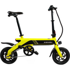 Акция на Электровелосипед Zhengbu С2 Gold от Allo UA
