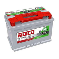 Акция на Аккумулятор автомобильный MUTLU EFB.L3.72.072.A 72AH EU от Allo UA