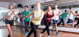 Акция на До 16 занять танцями в клубі «FitMotion» от Pokupon