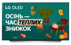 Акция на Телевизор LG OLED55C14LB от MOYO