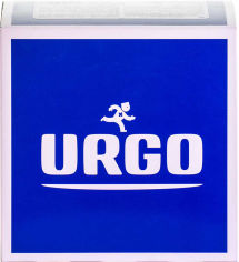 Акция на Пластырь Urgo эластичный с антисептиком №300 20х72 мм (000000069) от Rozetka