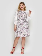 Акция на Платье VLAVI Матильда 133101 56 Белое (13310156_vl) от Rozetka