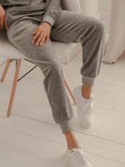 Акция на Спортивные штаны Promin 2040-20_188 L Светло-серые (4820150602796) от Rozetka