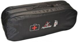 Акция на Сумка-органайзер Poputchik в багажник с одной ручкой Черная (03-060-2Д) от Rozetka