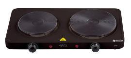 Акция на Настольная плита MIRTA HP-9925B от Rozetka