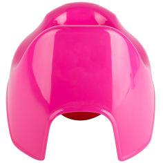 Акция на Горшок детский со спинкой, розовый от Auchan