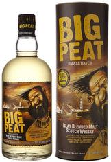 Акция на Виски Douglas Laing Big Peat 0.7 л 46% в тубусе (5014218776256) от Rozetka
