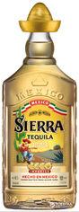 Акция на Текила Sierra Reposado 0.5 л 38% (4062400055017) от Rozetka