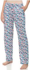 Акция на Пижамные штаны Cornette 690-19/16 M Розовые с синим (5902458133123) от Rozetka