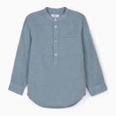 Акция на Рубашка Zippy ZB0301_487_30 110 см Синяя (5602156409444) от Rozetka