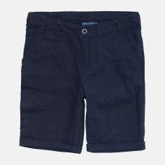 Акция на Шорты Coccodrillo Elegant Junior Boy WC1119502EJB-015 128 см Синие (5904705512965) от Rozetka