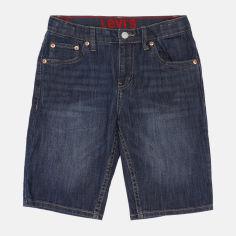 Акция на Шорты джинсовые детские Levi's 9EC770-D6B 146-152 см Синие (3665115329544) от Rozetka