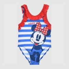 Акция на Купальник Disney Minnie ET0042 86 см Синий (3609084220174) от Rozetka