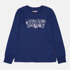 Акция на Свитшот детский Levi's 9EC790-U29 158-164 см Синий (3665115328806) от Rozetka