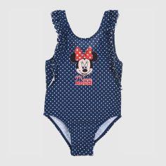 Акция на Купальник Disney Minnie ET0045 86 см Нави (3609084220433) от Rozetka