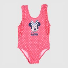 Акция на Купальник Disney Minnie ET0045 98 см Темно-Розовый (3609084220419) от Rozetka