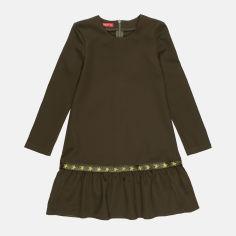 Акция на Платье Sofia Shelest ПЛ0743 ШФ 122 см Зеленое (2000060097857) от Rozetka