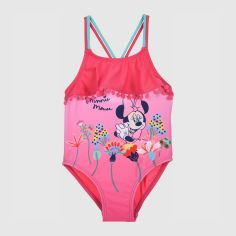 Акция на Купальник Disney Minnie ET0044 86 см Фуксия (3609084220365) от Rozetka