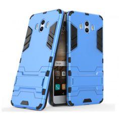 Акция на Чехол накладка Iron Man для Huawei Mate 10 Blue от Allo UA