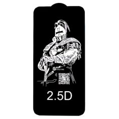 Акция на Защитное стекло Full Glue 2.5D King Fire для Samsung Galaxy A51, Black от Allo UA