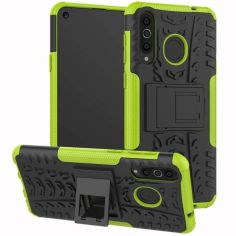 Акция на Бронированный чехол для Samsung Galaxy A8s Green от Allo UA