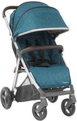 Акция на Прогулочная коляска BabyStyle Oyster Zero Regatta (5060541764088)(OZEREG) от Rozetka