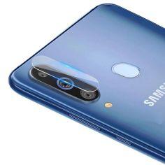 Акция на Защитное стекло Tempered Glass 0,3 мм 2.5D для основной камеры для Samsung Galaxy A30s Transparent от Allo UA